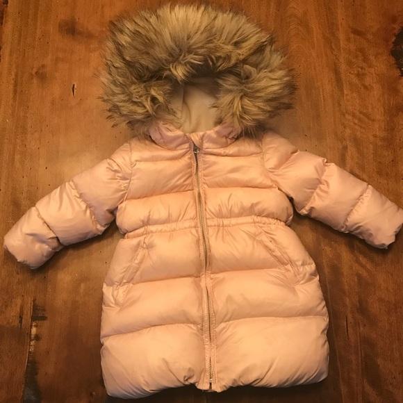 0f33a862b GAP Jackets & Coats | Baby Toddler Girl Winter Jacket | Poshmark